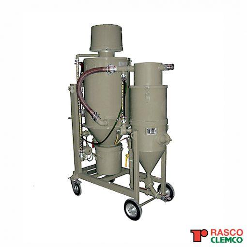 Clemco HS-200P Vacuum Straalmachine