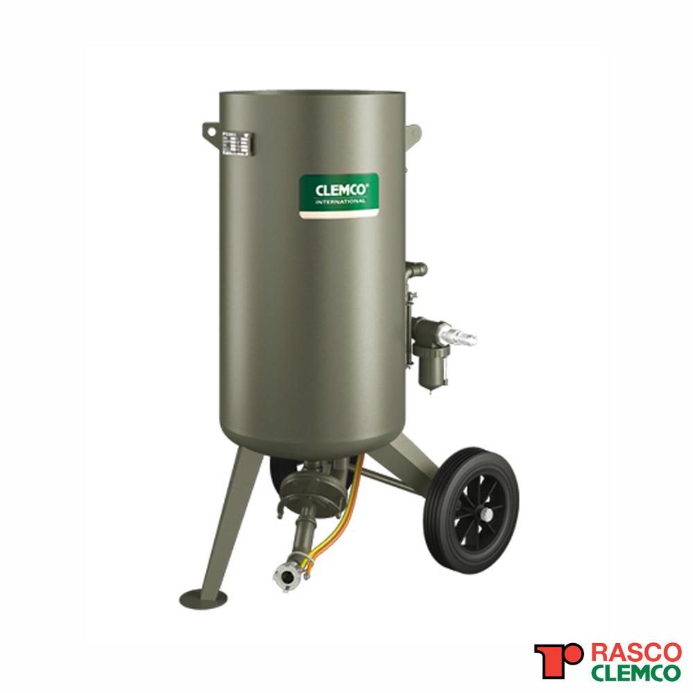 Clemco Straalketel 200 liter