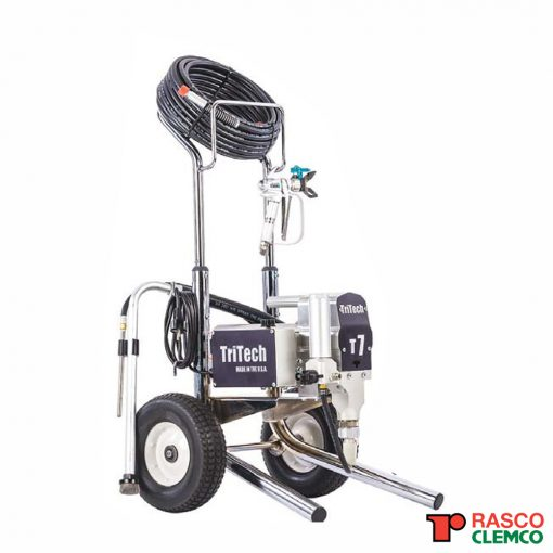 Tritech T7 Verfspuitapparatuur