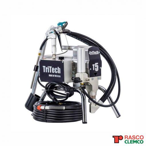 Tritech T5 Verfspuitapparatuur